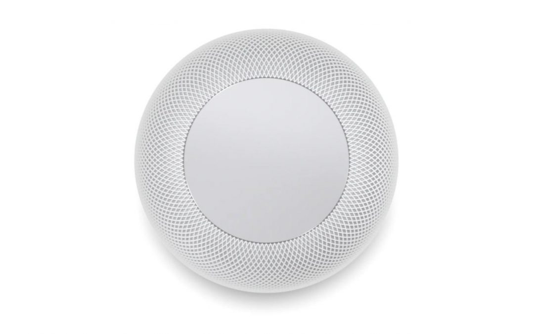Inteligentny głośnik od Apple – HomePod