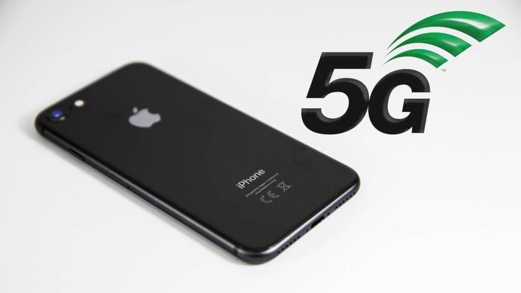 Moduły 5G od Apple dopiero w 2025 roku?