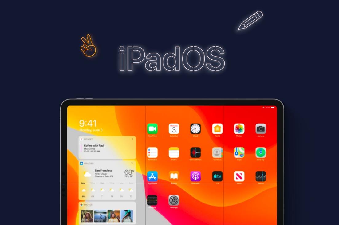 iPad otrzyma własny system operacyjny – poznajcie iPadOS