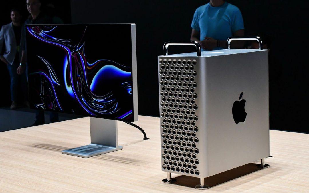 Kiedy Mac Pro 2019 oraz monitor Pro Display HDR trafią do sprzedaży?