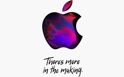 Apple z kolejnymi rekordami sprzedaży, jednak nie w segmencie smartfonów