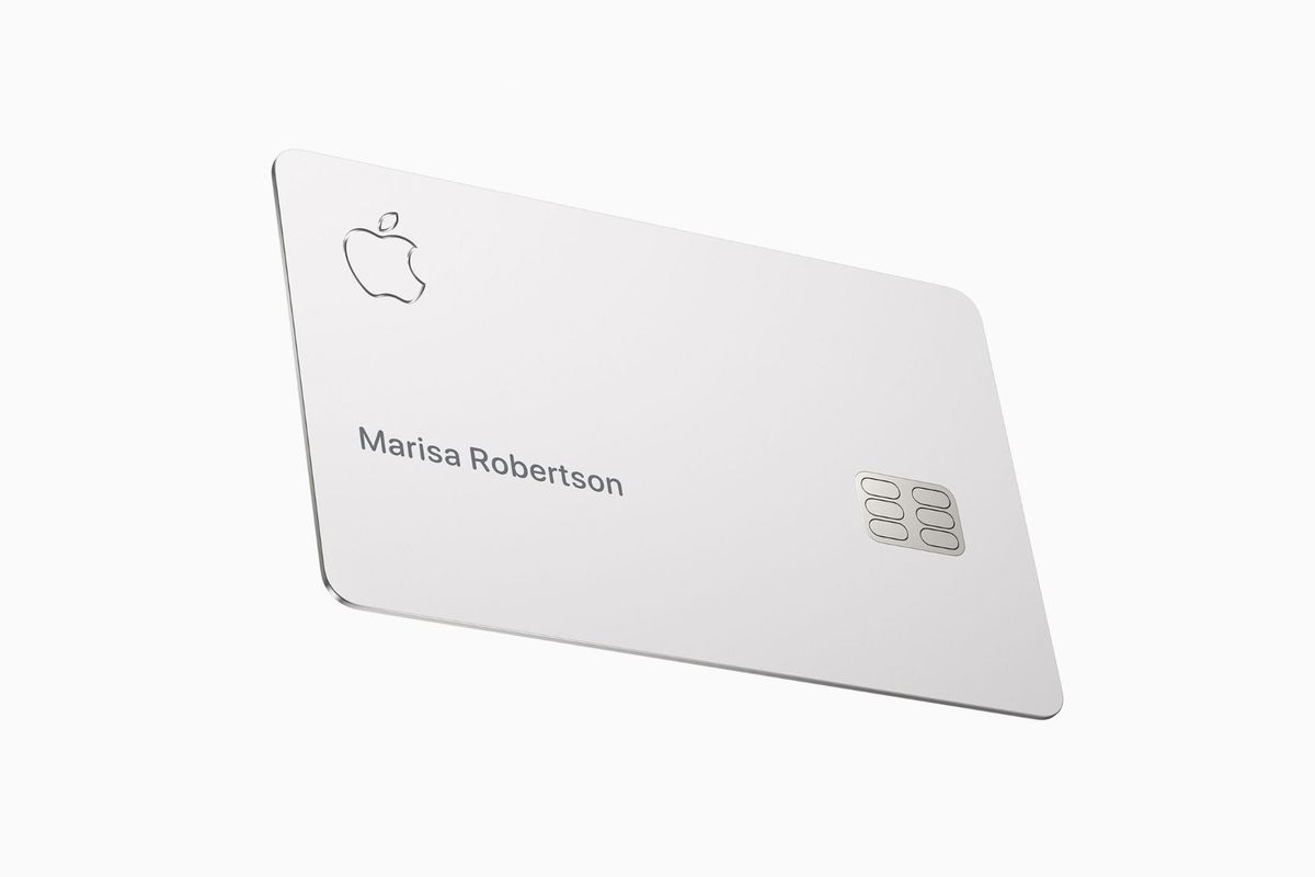 Apple zarejestrowało w Polsce znak towarowy Apple Card. Wkrótce pojawi się u nas?