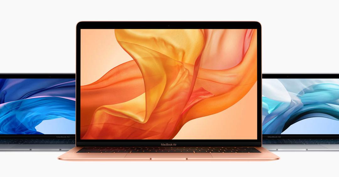Do sprzedaży trafił nowy MacBook Air 2019!