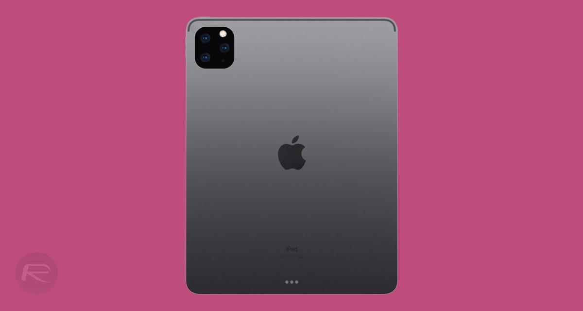 Nowy iPad Pro 2019 z potrójną kamerą?