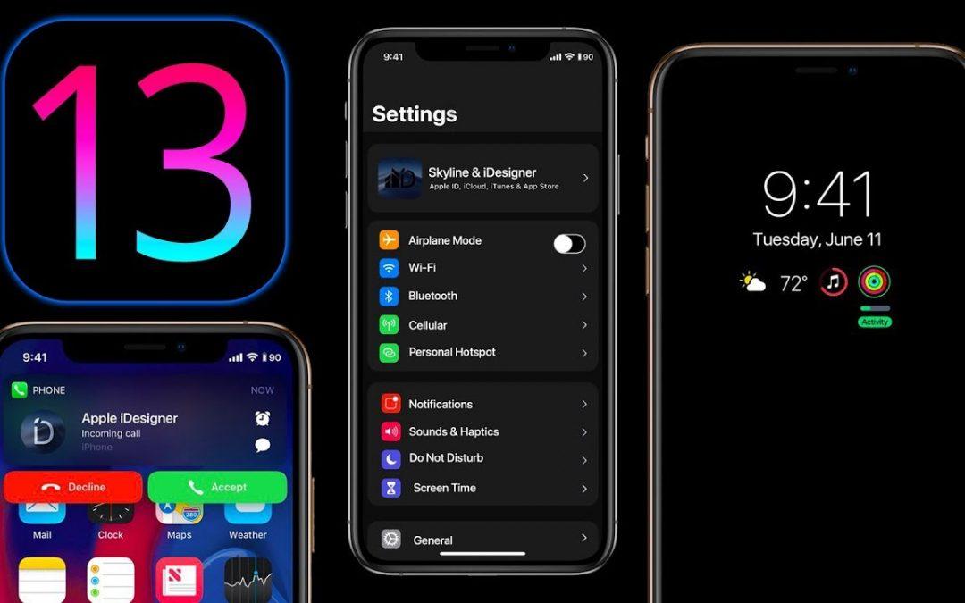 Beta iOS 13 skrywa datę premiery iPhone 11?