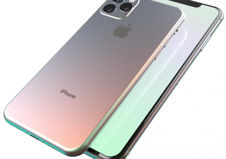 Garść nowych doniesień na temat iPhone 11