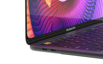 Nowy MacBook Pro z procesorem Intel Coffe Lake-H9?