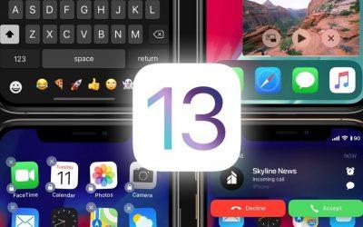 Oficjalna premiera iOS 13 – co nowego w systemie?