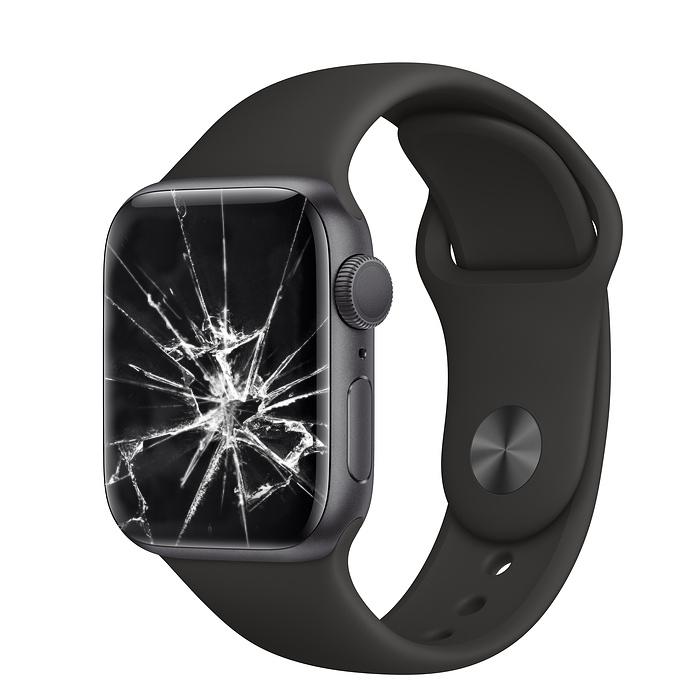 Wymiana szybki/wyświetlacza Apple Watch 2/3 (38mm – 42 mm)
