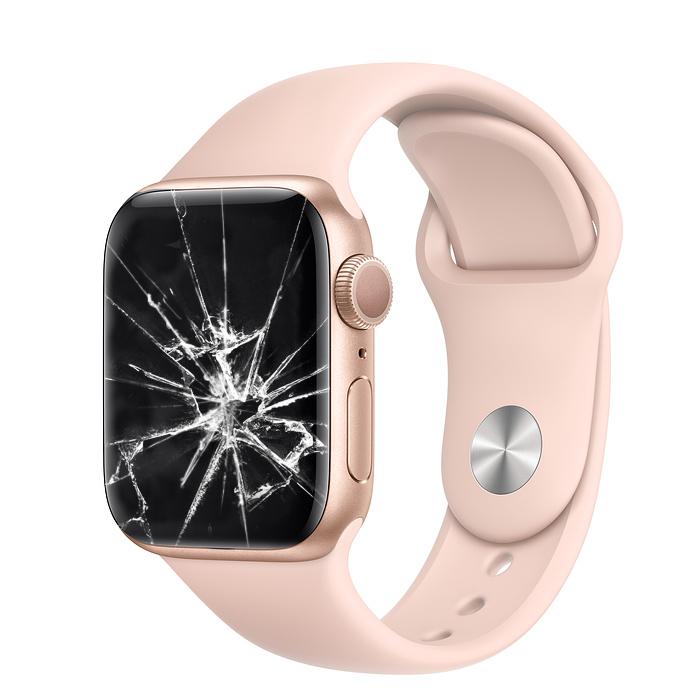 Wymiana szybki / wyświetlacza Apple Watch 4 (40mm – 44mm)