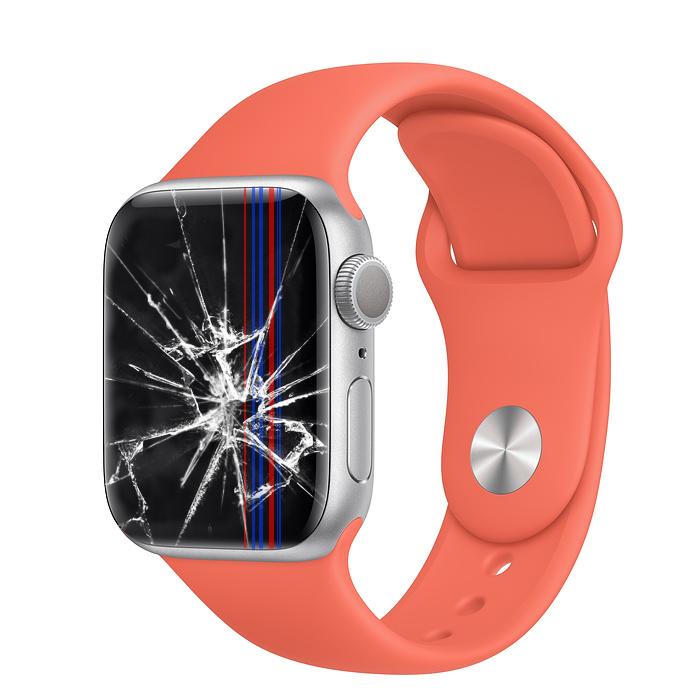 Wymiana wyświetlacza Apple Watch 4