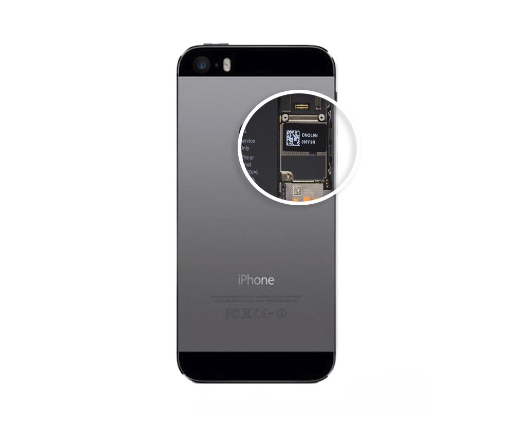 Wymiana układu U2 iPhone 5S
