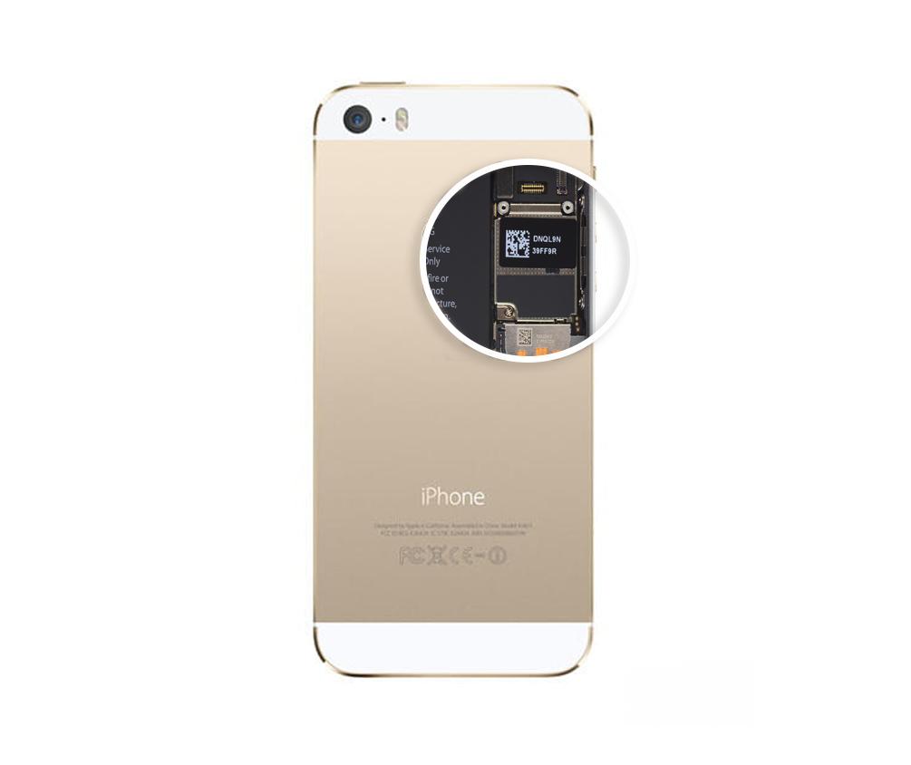 Wymiana układu U2 iPhone 5SE