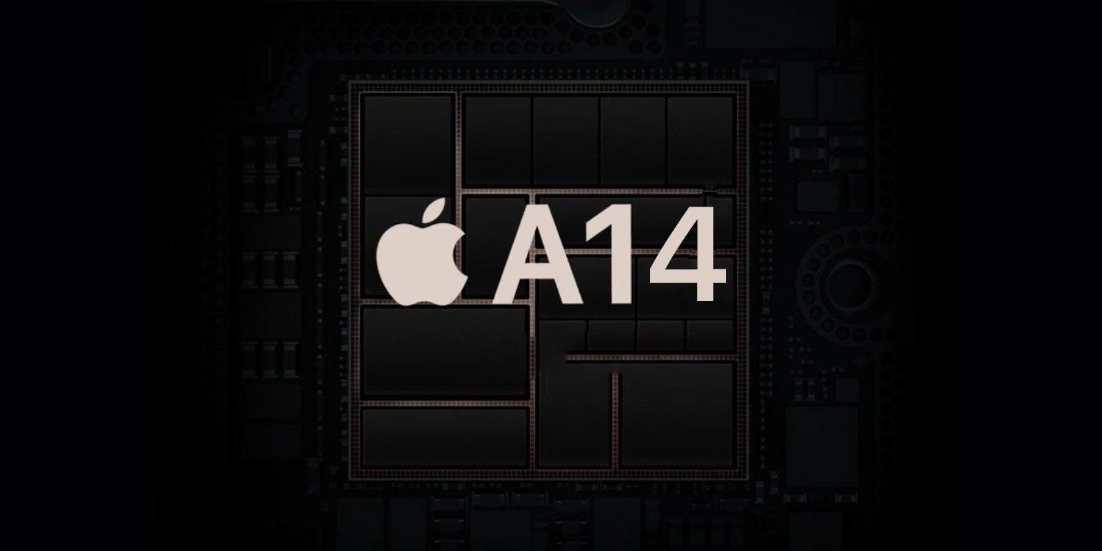 Procesor A14 w iPhone 12 o wydajności bliskiej MacBookowi Pro?