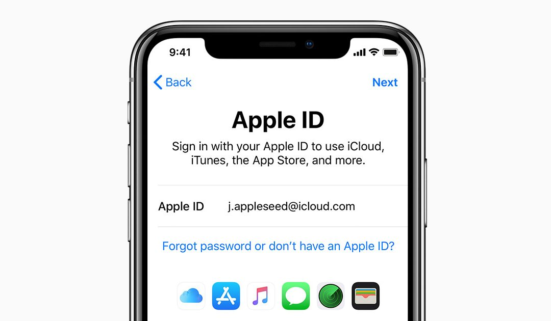 Apple ID – co musisz o nim wiedzieć