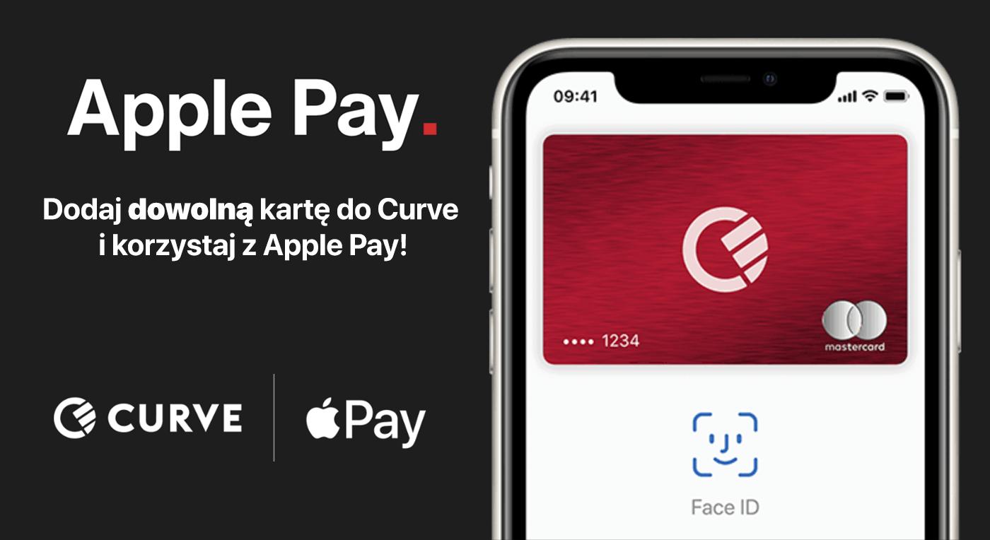 Apple Pay w każdym banku? Tak, za sprawą aplikacji Curve!