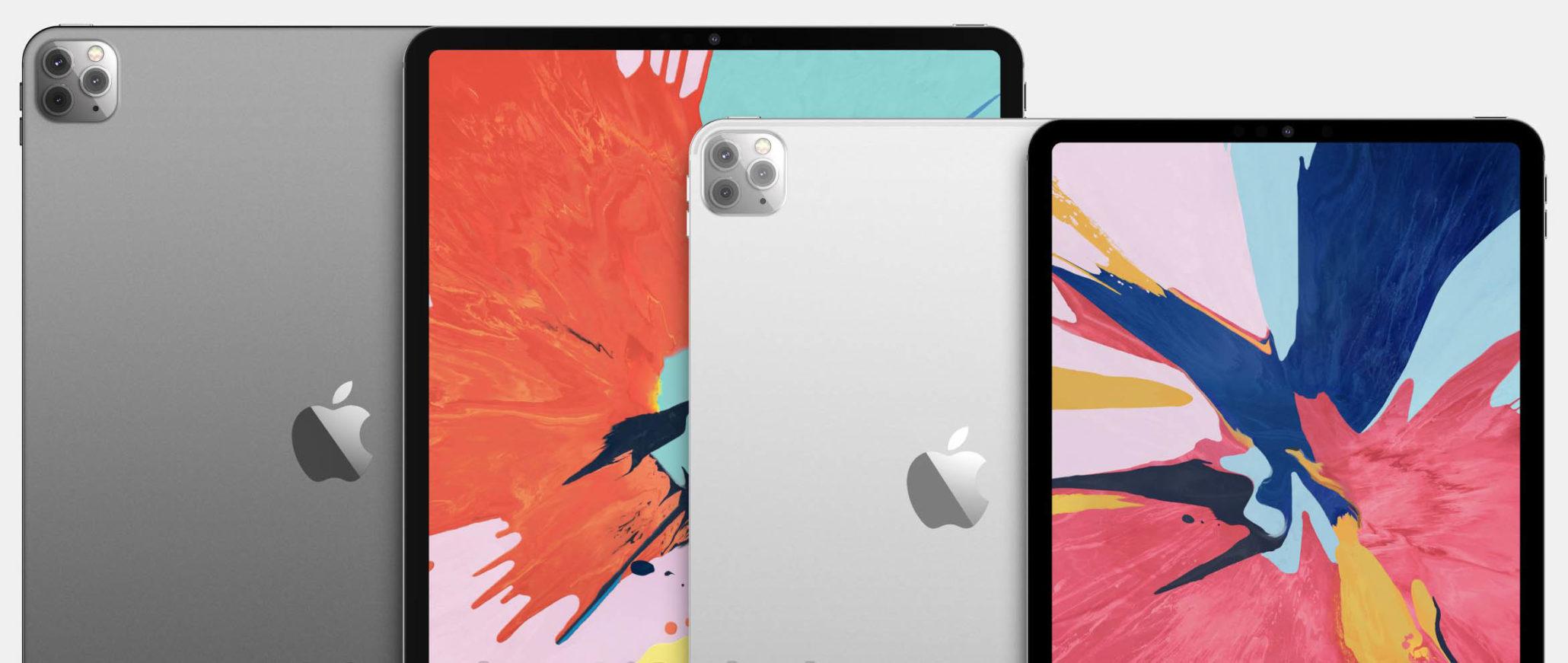 Apple produkuje iPada Pro 5G?