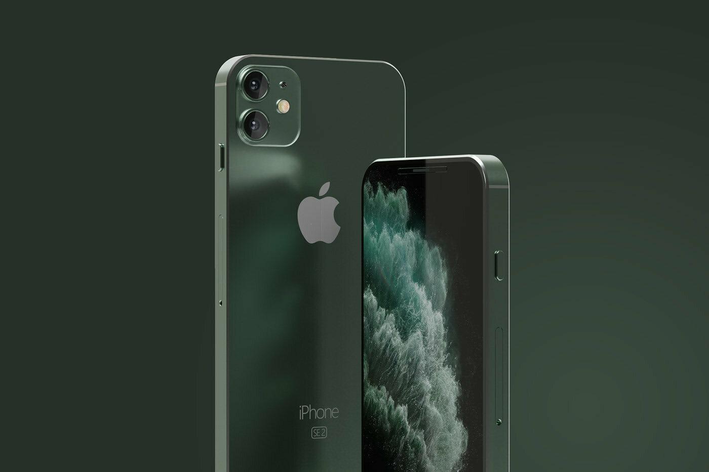 Poznaliśmy wygląd iPhone'a SE 2?