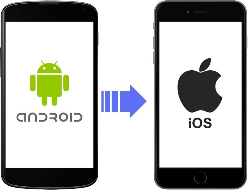 Jak przenieść dane i kontakty z Androida na iOS?