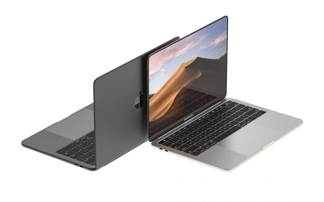 Nadchodzi nowy MacBook Pro z ekranem 14 cali i nową klawiaturą?