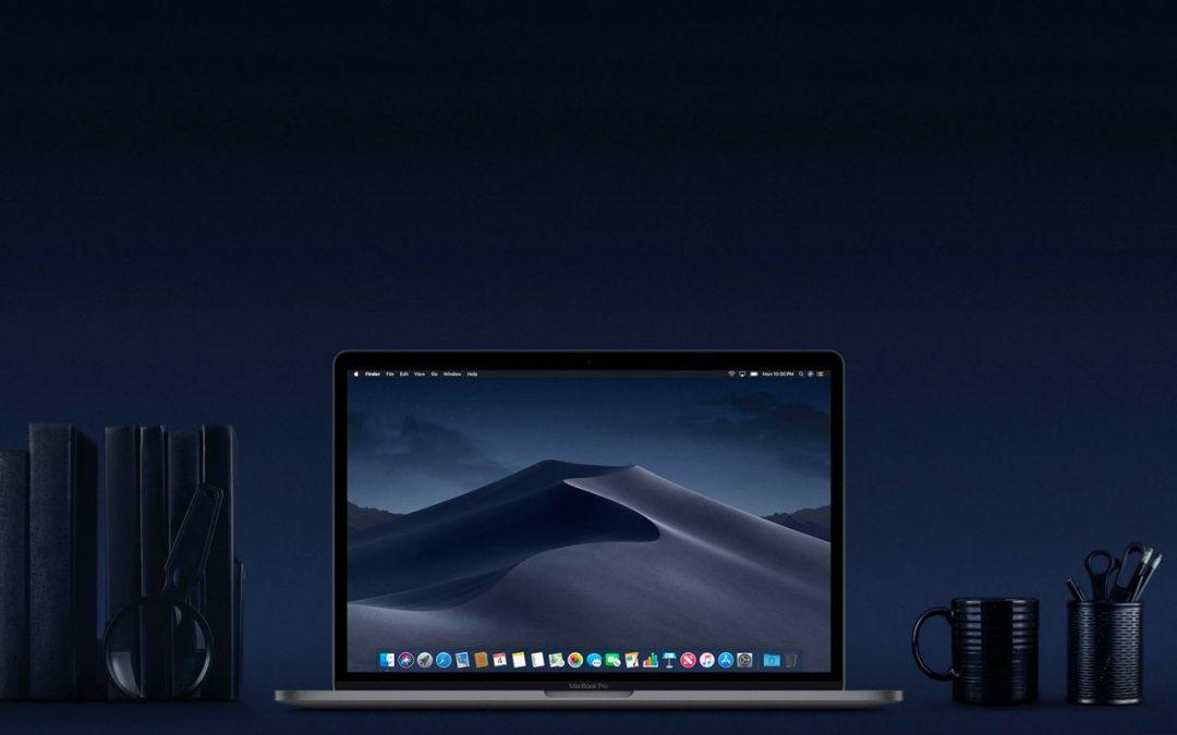 """MacBooki Pro z """"Pro Mode"""" uruchamianym jednym przyciskiem?"""