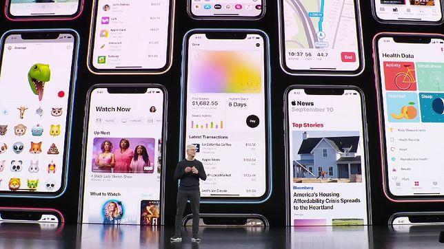Kolejne rekordy Apple – świetne wyniki sprzedaży