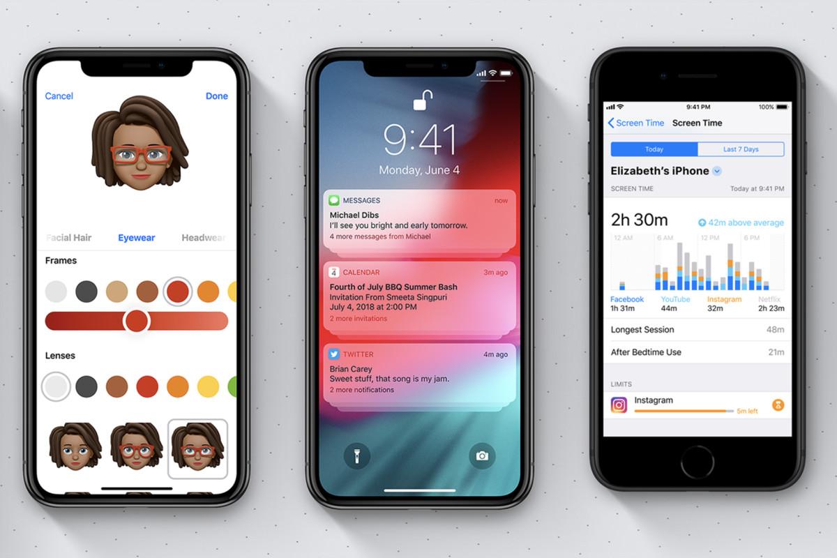 Apple udostępniło nową wersję iOS 12.5 dla starszych wersji iPhone'ów