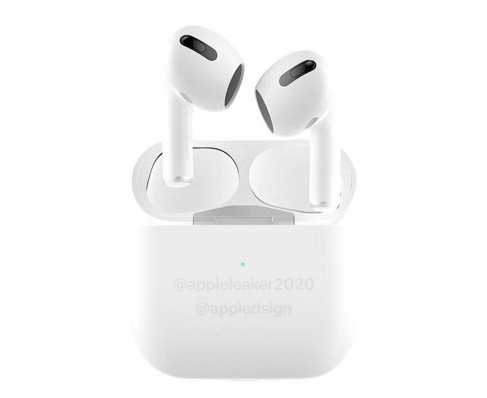 Wyciekły zdjęcia AirPods 3 – poznaliśmy wygląd słuchawek?