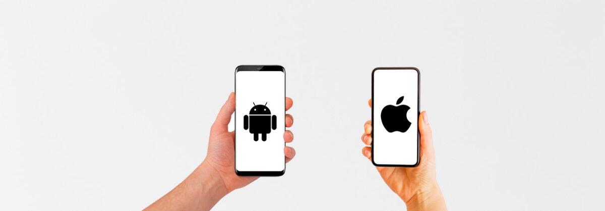 Raport: Google zbiera o wiele więcej danych o użytkownikach Androida niż Apple o właścicielach iPhone'ów