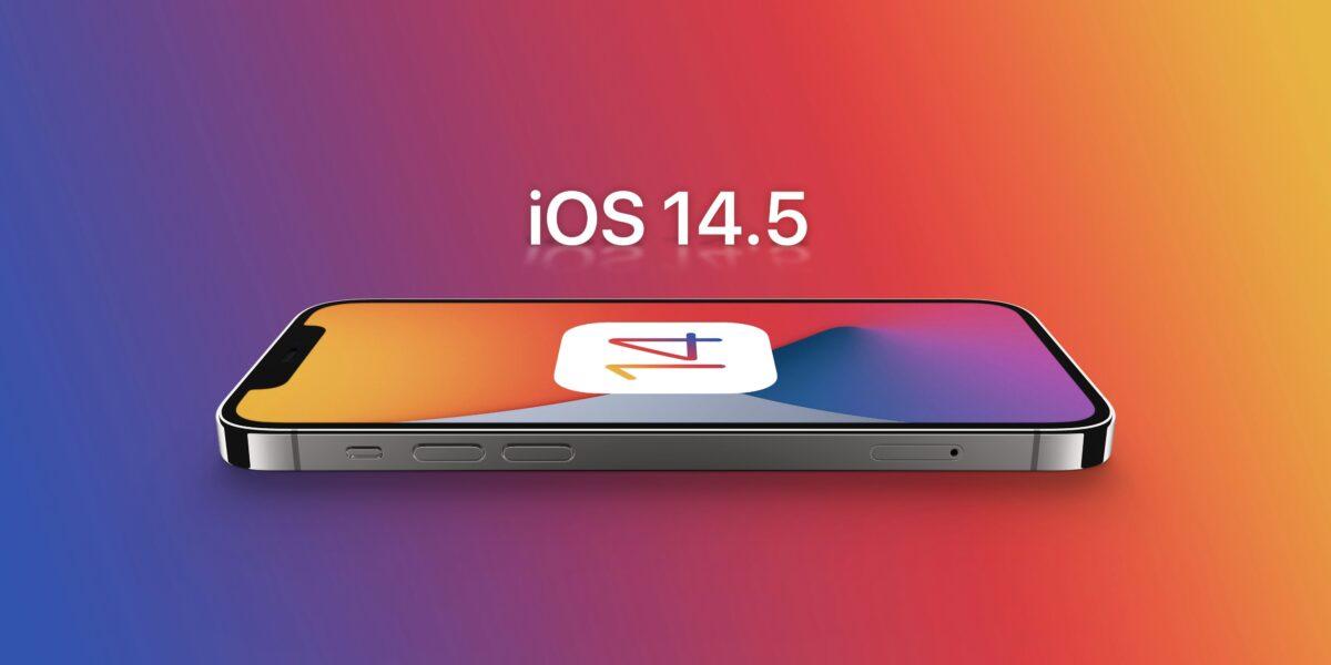 Nowy system iOS 14.5 – lista zmian i nowości
