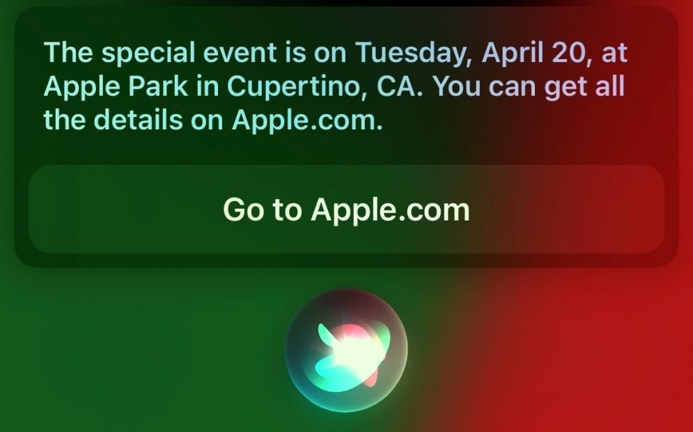konferencja apple kwiecien 2021