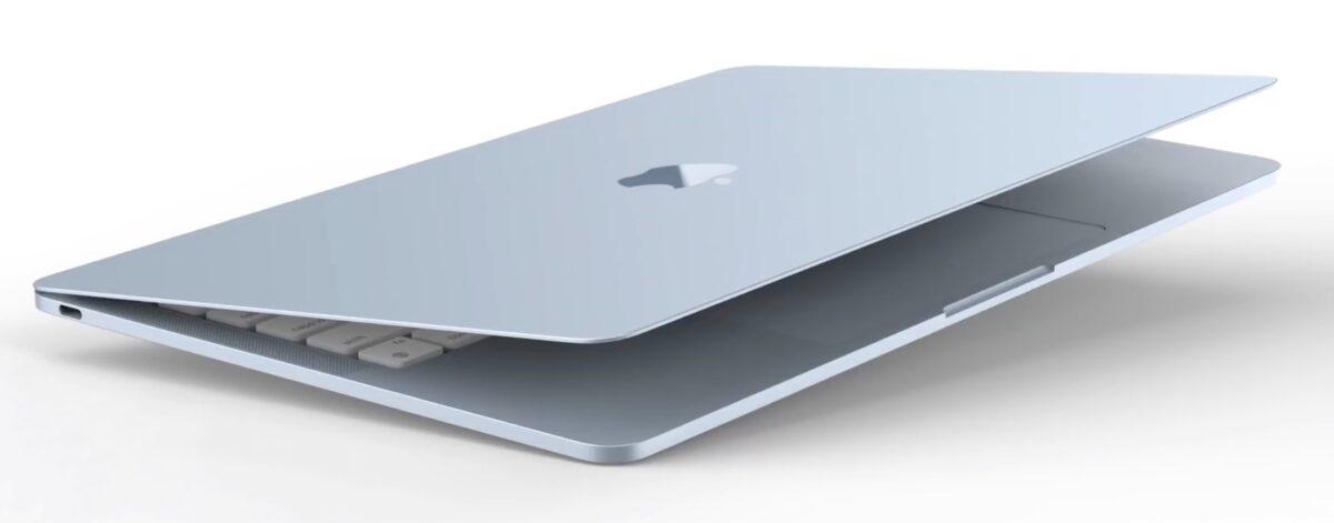 Bardzo cienki i ze świeżym designem – nowy MacBook Air