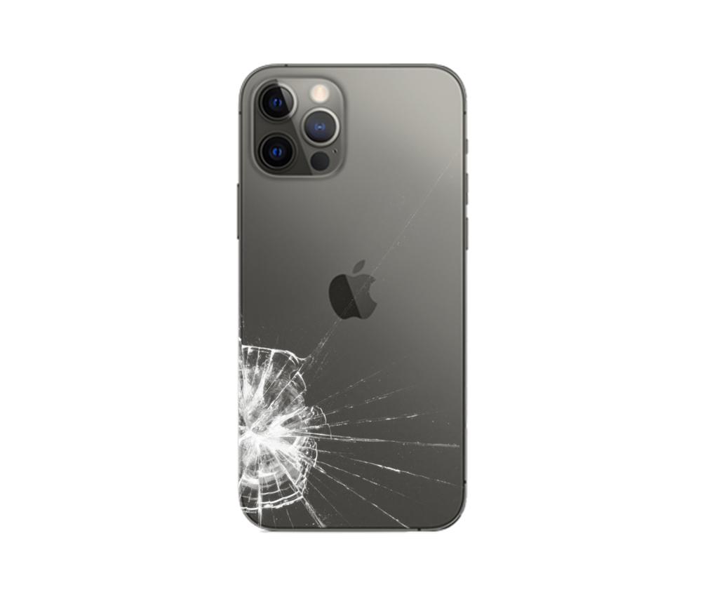 Wymiana tylnej klapki iPhone 12 / 12 Mini / 12 Pro / 12 Pro Max